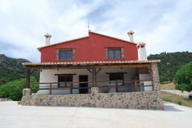 Cortijo El Sapillo casa rural en Nerpio (Albacete)