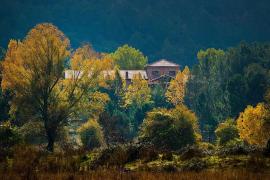 Cortijo Puente Faco casa rural en Riopar (rio Mundo) (Albacete)