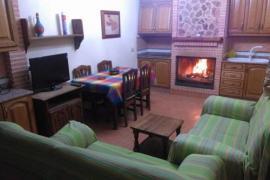 El Cuco casa rural en El Ballestero (Albacete)