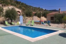 El Mirador Del Segura casa rural en Yeste (Albacete)