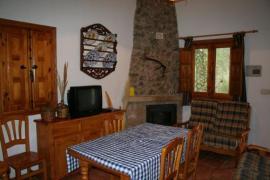 Los Enebros casa rural en Nerpio (Albacete)