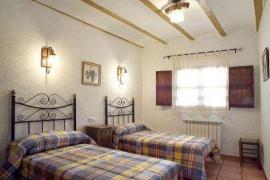 Los Palenques I y II casa rural en Villaverde De Guadalimar (Albacete)