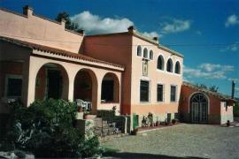 Masia San Joaquín I y II casa rural en Agres (Alicante)