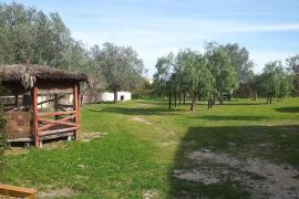 Albergue y Granja-Escuela Baladre casa rural en Denia (Alicante)