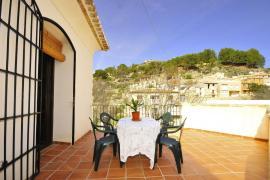 Viviendas Rurales Casa Escrivá casa rural en Relleu (Alicante)