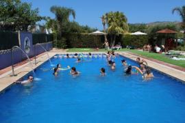 Camping Armanello casa rural en Benidorm (Alicante)