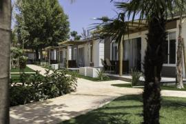 Camping & Bungalows Los Llanos casa rural en Denia (Alicante)