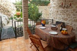 Casa Serella y Aitana casa rural en Abdet (Alicante)