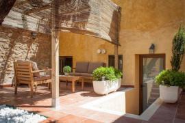 Casa Amparo casa rural en Alcoleja (Alicante)