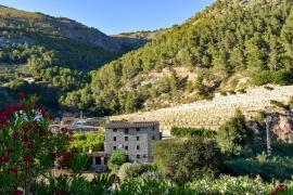 El Molinet del Governador casa rural en Guadalest (Alicante)