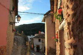 El Castellot casa rural en Vall De Gallinera (Alicante)