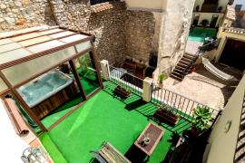 El Llaurador casa rural en Benimeli (Alicante)