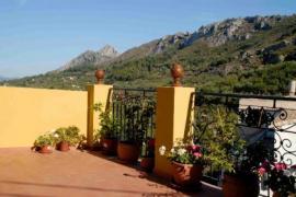 El Mirador de Laguar casa rural en Vall De Laguart (Alicante)