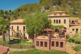 Finca el Tossal casa rural en Bolulla (Alicante)