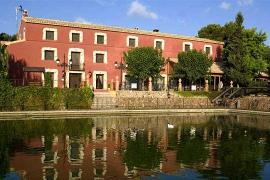 Hotel Caseta Nova  casa rural en Castalla (Alicante)