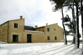 Hotel rural Pou de la Neu casa rural en Jijona (Alicante)
