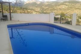 Apto. Turisticos Isa i Toni casa rural en Sella (Alicante)