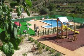 L´Almásera casa rural en Margarida (Alicante)