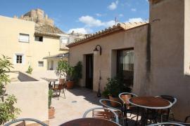 La Façana casa rural en Biar (Alicante)