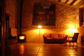 Hotel Rural Mas Fontanelles casa rural en Biar (Alicante)