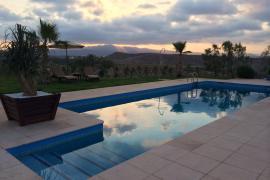 Cortijo El Sarmiento casa rural en Mojacar (Almería)