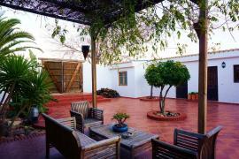 Alquería de Gítar casa rural en Felix (Almería)
