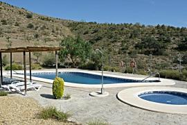 Casas Rurales Cortijo Leontino casa rural en Taberno (Almería)