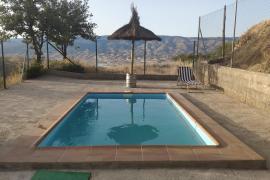 Cortijo Abruvilla casa rural en Abrucena (Almería)
