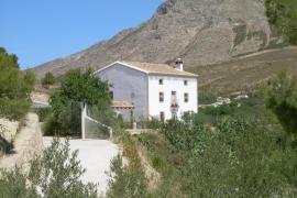 Cortijo El Paso casa rural en Velez Blanco (Almería)