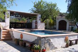 Cortijo Fuente Arriba casa rural en Lubrin (Almería)