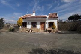 Cortijo La Encina casa rural en Oria (Almería)