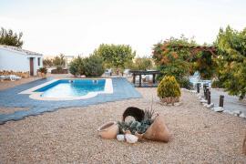 Cortijo La Ribera del Llano casa rural en Velez Blanco (Almería)