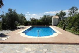 Cortijo Los Ejeas casa rural en Taberno (Almería)