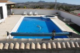 Cortijo Olivar Alto casa rural en Velez - Rubio (Almería)