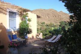 Habitación Lumiere casa rural en Las Negras (Almería)