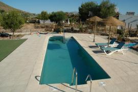 La Datilera casa rural en Nijar (Almería)