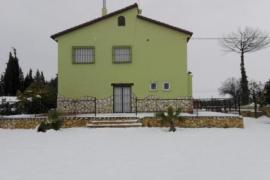 Villa Palmera casa rural en Tijola (Almería)