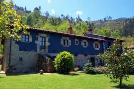 Bajo Los Tilos casa rural en Ribadesella (Asturias)