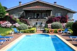 Hotel Los Caspios  casa rural en Colunga (Asturias)