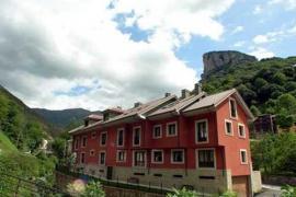 Puente La Molina - Las Cuevas casa rural en Cabrales (Asturias)