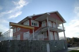 Apartahotel Rural Montemar casa rural en Navia (Asturias)