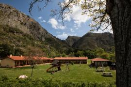Apartamentos Camin de Pelayo y Don Clemente casa rural en Cangas De Onis (Asturias)
