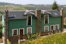 Apartamentos Castrovaselle casa rural en Tapia De Casariego (Asturias)