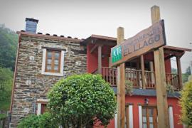 Apartamentos El Llago casa rural en Boal (Asturias)