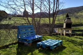 Apartamentos La Corona casa rural en Llames De Parres (Asturias)