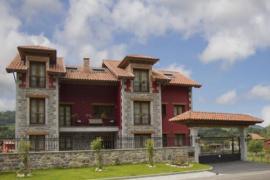 Apartamentos La Viña casa rural en Corao (Asturias)