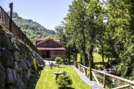 Apartamentos Rurales Auriz casa rural en Somiedo (Asturias)