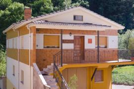 Apartamentos rurales La Veiga casa rural en Somiedo (Asturias)