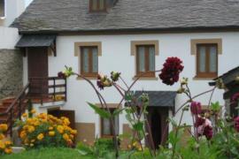 Romallande casa rural en Navia (Asturias)