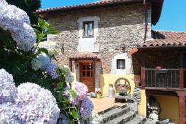 Asturxana casa rural en Malleza (Asturias)